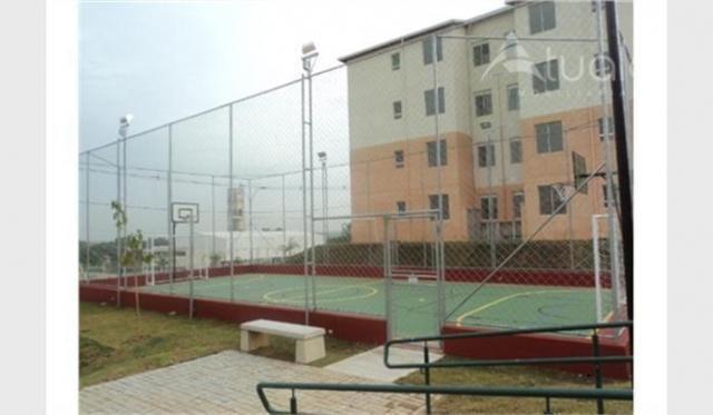 Apartamento com 3 dormitórios à venda, 50 m² - condomínio pitangueiras - hortolândia/sp - Foto 19