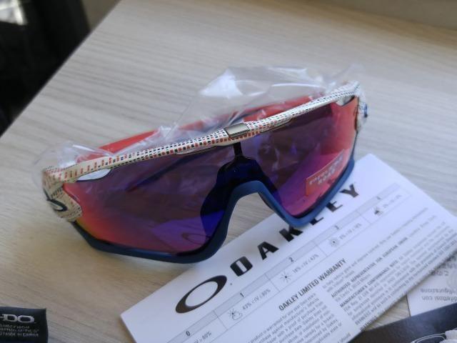 fc79ce069a3b3 Óculos Oakley Jaw Breaker - Usa Edição Olimpíadas Rio 2016 ...