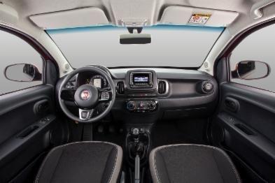 FIAT MOBI 2018/2018 1.0 8V EVO FLEX LIKE. MANUAL - Foto 5
