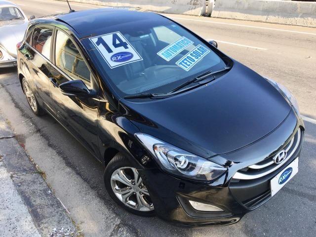 Hyundai i30 1.8 Top de linha Teto solar, Chave presença, Banco elétrico, ar digital - Foto 2