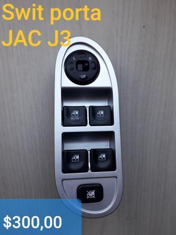Comando elétrico portas JAC J3