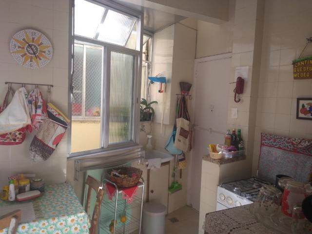 Apartamento 1 quarto Suíte Dependência de Empregada (Planta grande) Copacabana Andar Alto - Foto 13