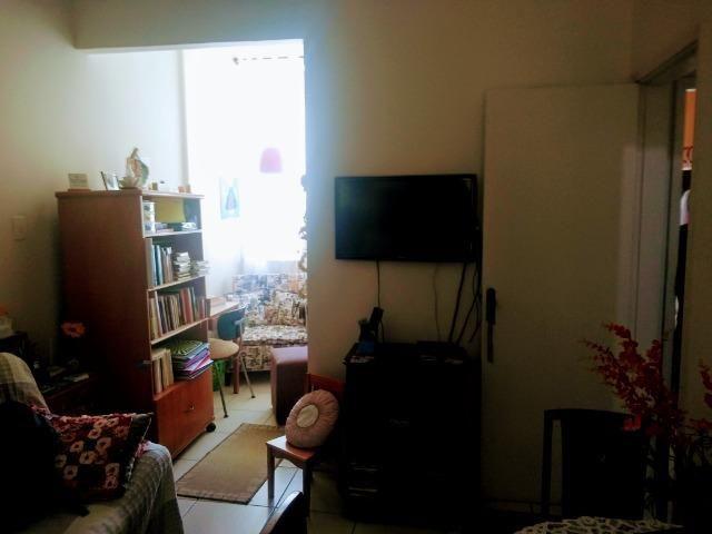 Apartamento 1 quarto Suíte Dependência de Empregada (Planta grande) Copacabana Andar Alto - Foto 3