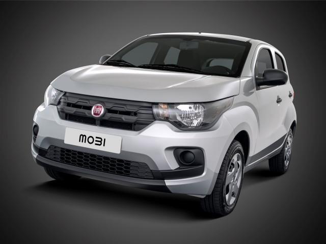 FIAT MOBI 2018/2018 1.0 8V EVO FLEX EASY MANUAL