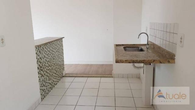 Apartamento com 3 dormitórios à venda, 63 m² - Villa Flora Hortolandia - Hortolândia/SP - Foto 3