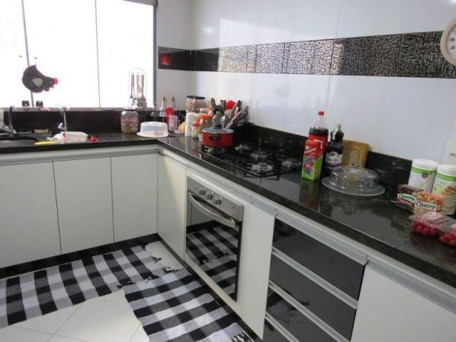 Casa a venda / condomínio jardim europa ii / 04 quartos / churrasqueira / aceita imóvel no - Foto 6