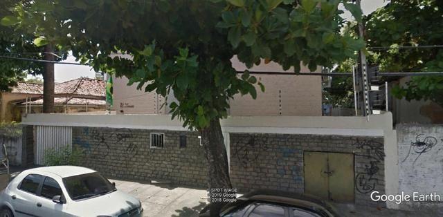 Aldeota - Apartamento 102,80m² com 3 quartos e 1 vaga