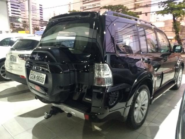 Mitsubishi Pajero Full Hpe 2016 Blindado Nível IIIA Blindart - Foto 4