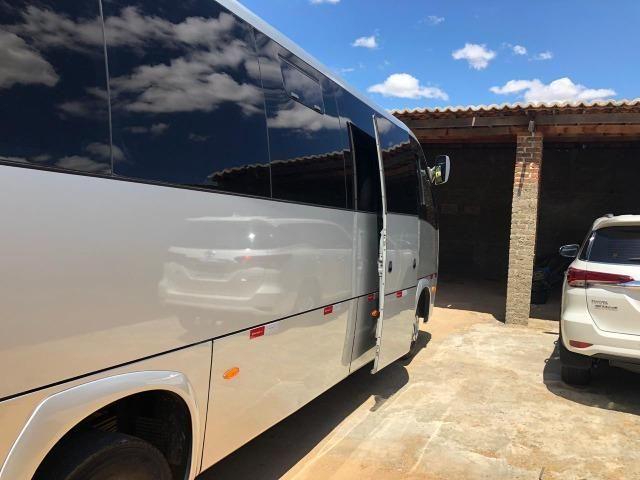 Vendo Micro-Ônibus Volare Motor DW9 - Foto 6