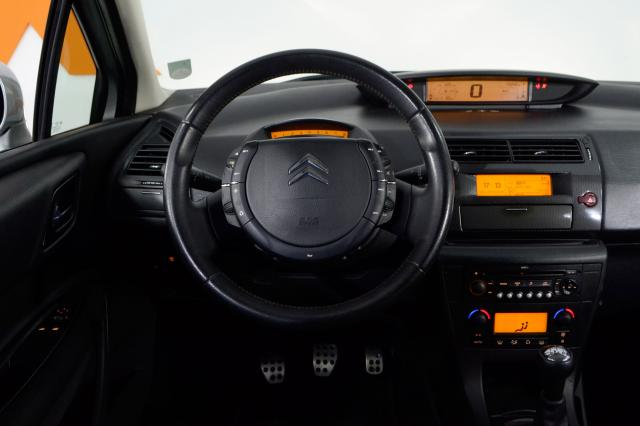 Citroën C4 VTR 2.0 16V 143cv - Prata - 2009 - Foto 12