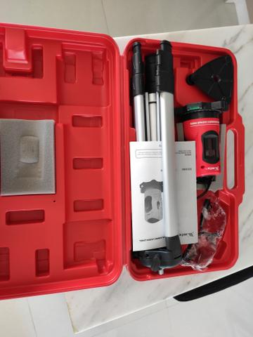 Nível a laser 10 mts medidor automatic - Foto 3