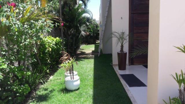 Casa duplex 5 suítes, 1/4 em Barra do Jacuípe Magnifica - Diária - Foto 16