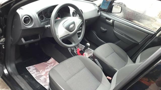 Vendo Celta Spirit/LT 1.0 - Flex 4 portas ano 2012 - Único dono - Foto 4