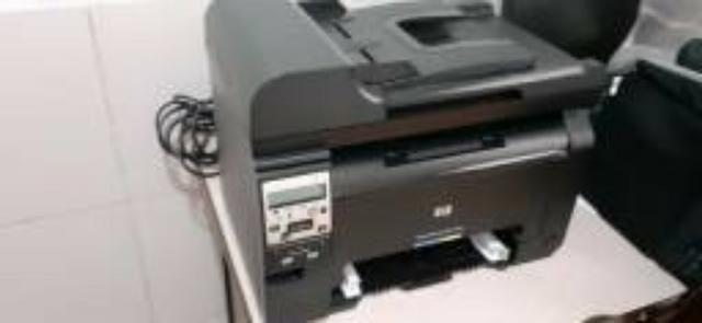 Multifuncional HP LaserJet Pro 100 Color M175NW