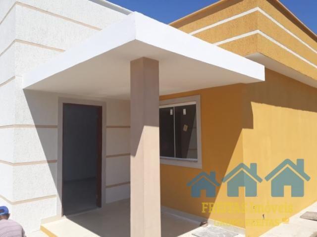 Casa nova com quintal - Foto 2