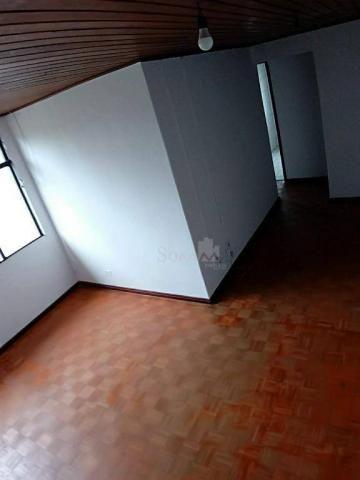Apartamento com 2 dormitórios para alugar, 40 m² por r$ 500,00/mês - sítio cercado - curit - Foto 14