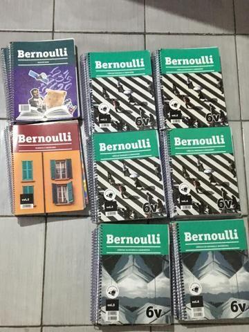 Livros bernoulli de última edição