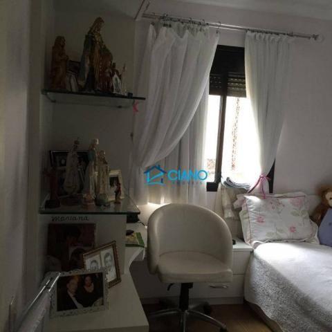 Apartamento com 4 dormitórios à venda, 187 m² por r$ 1.050.000,00 - anália franco - são pa - Foto 10