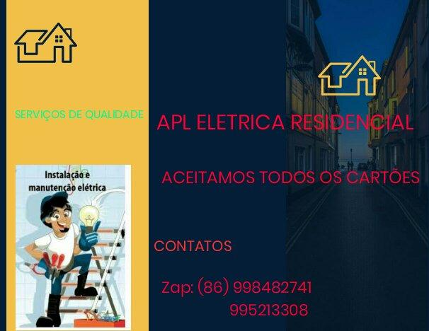 Apl eletrica residencial