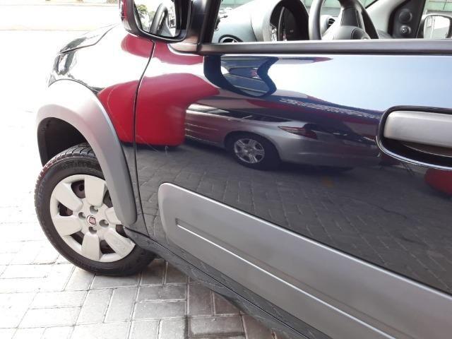 Fiat Uno Vivace Way 1.0 Flex 2014 - Foto 8
