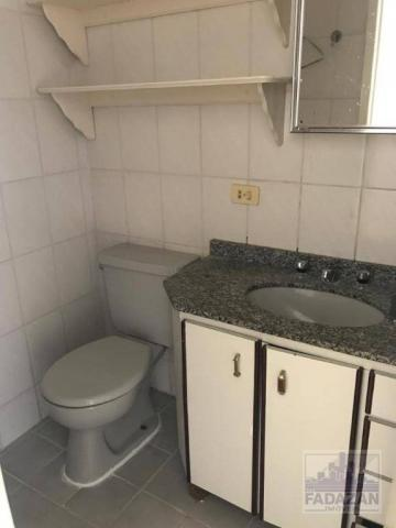 Apartamento para alugar, 87 m² por R$ 1.200,00/mês - Cristo Rei - Curitiba/PR - Foto 17