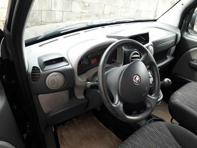 Fiat Doblo 1.4 6 lugares completa com GNV - Foto 5