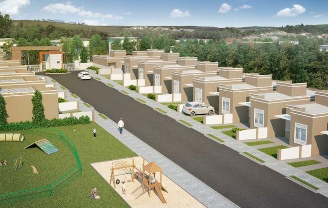 Casas c/ 3 quartos em condomínio fechado, 190 mil - Últimas unidades! - Foto 3