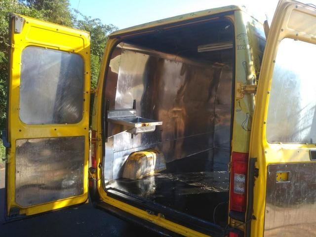 Fiat Ducato Maxicargo Food Truck - Foto 3