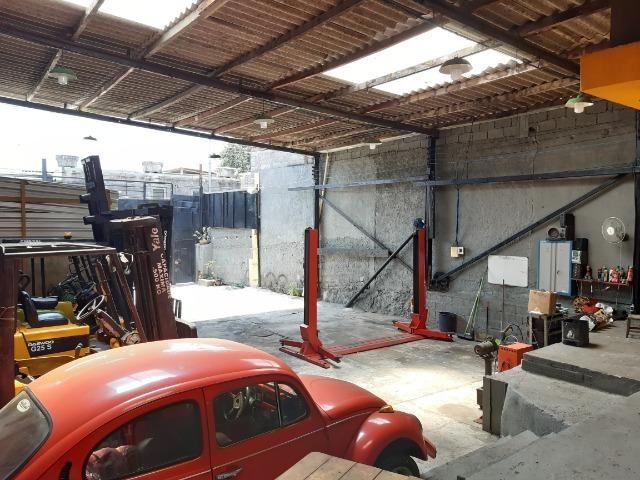Oficina Mecânica Galpão Vila Formosa Passo o ponto aceito trocass - Foto 4