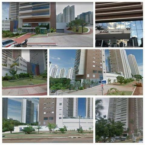 Residencial vistta 184m² 4 suites 3 vagas na orla do parque Flamboyant