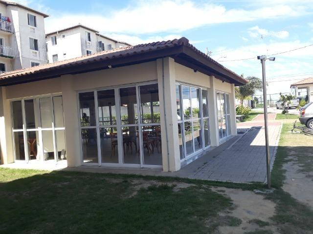 Praça Sauipe - 02 Quartos, Sol da Manhã - Praia da Baleia - Manguinhos, Serra Es - Foto 2