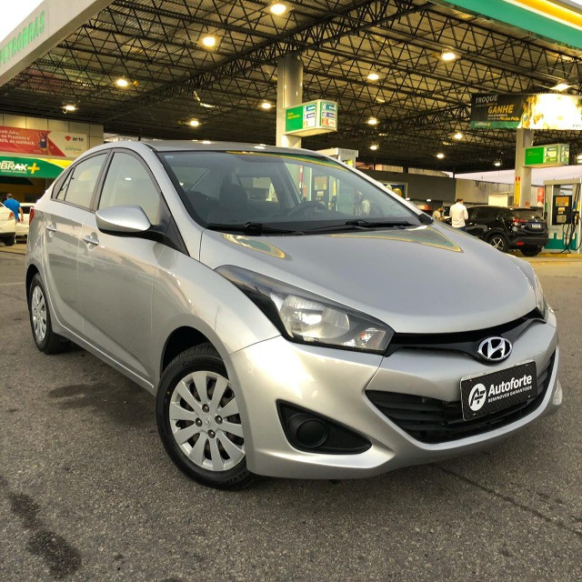 Hyundai HB20S 1.6 Automático Extra - $ 43.990
