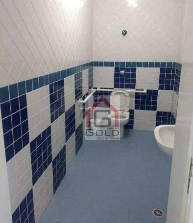 Sobrado com 4 dormitórios para alugar, 250 m² por R$ 4.500/mês - Campestre - Santo André/S - Foto 8