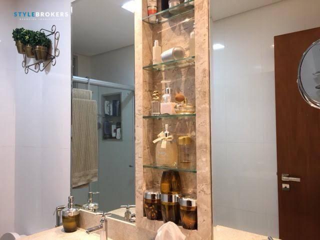 Apartamento no Edifício Jardim D América com 3 suítes à venda, 134 m² por R$ 800.000 - Jar - Foto 20
