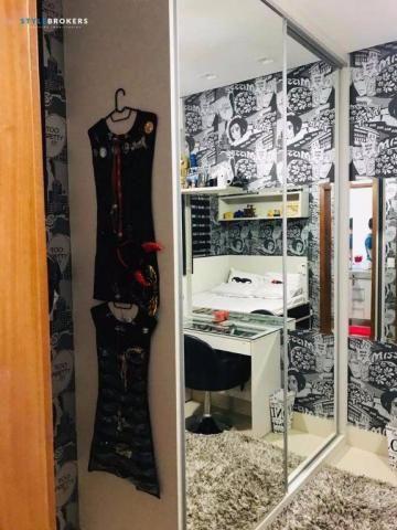 Apartamento no Edifício Jardim D América com 3 suítes à venda, 134 m² por R$ 800.000 - Jar - Foto 12