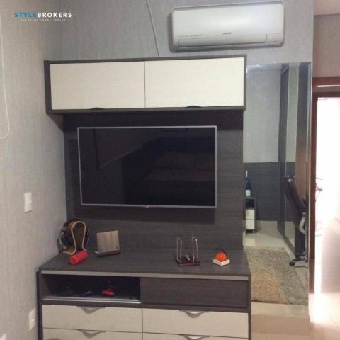 Apartamento no Edifício Jardim D América com 3 suítes à venda, 134 m² por R$ 800.000 - Jar - Foto 13