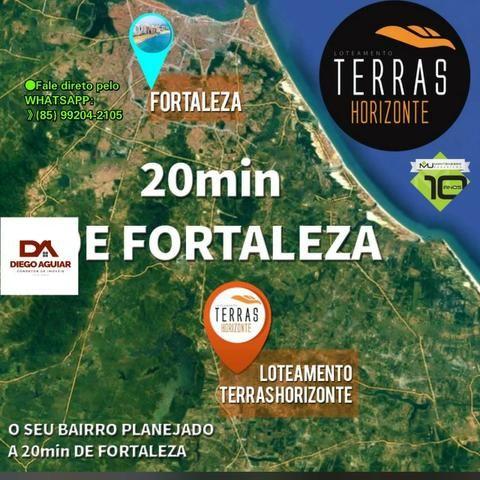 Loteamento Terras Horizonte a 30 minutos de Fortaleza! - Foto 5
