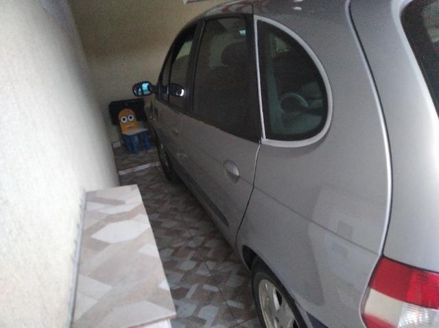 Renault Scenic 2.0 5P Mec. Ar Direção Trava Alarme Gnv G5 Man. Chave Reserva Seg. Dono - Foto 16