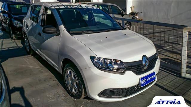 Renault Sandero 1.0 12v Sce Authentique - Foto 3