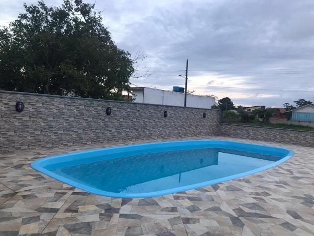 Casa com piscina em Itapoá SC - Foto 3