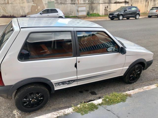 Fiat uno 12/13 básico pegamos carros e motos no negócio - Foto 5