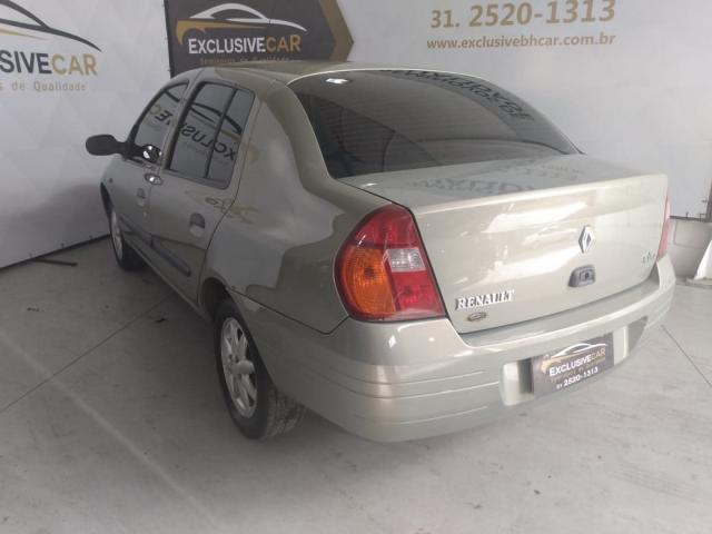 CLIO 2002/2002 1.0 RL SEDAN 16V GASOLINA 4P MANUAL - Foto 9