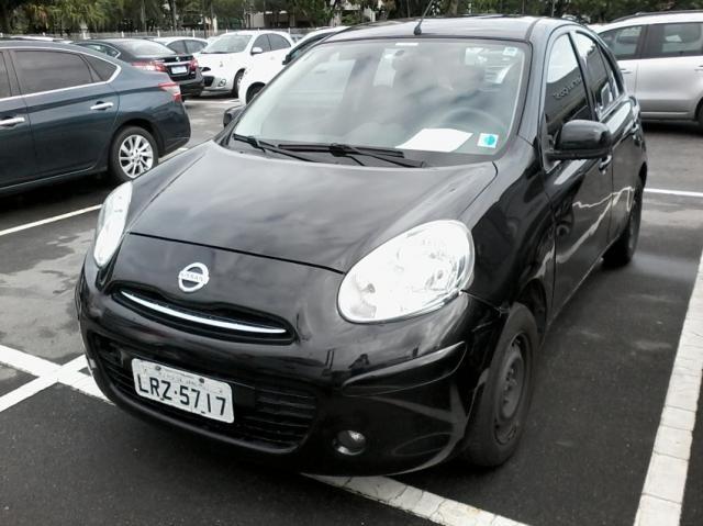 Nissan March 10S FLEX 4P