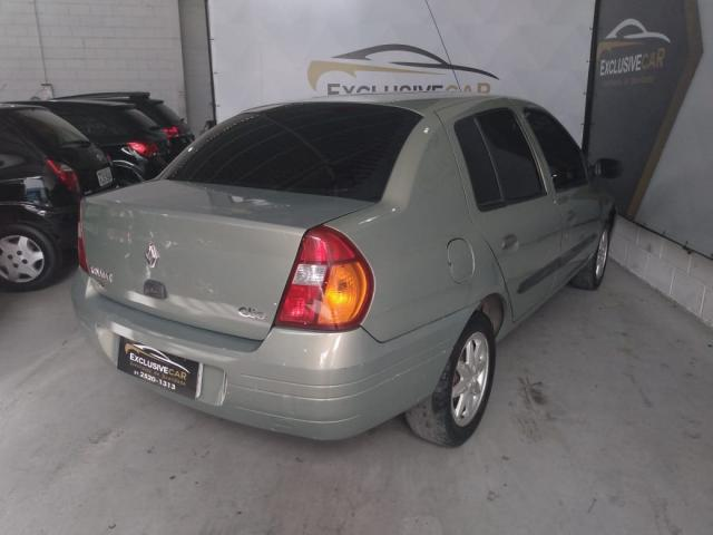 CLIO 2002/2002 1.0 RL SEDAN 16V GASOLINA 4P MANUAL - Foto 11
