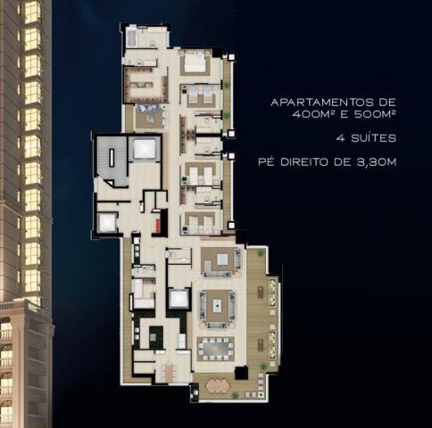 Apartamento com 4 dormitórios à venda, 400 m² - Meireles - Fortaleza/CE - Foto 13