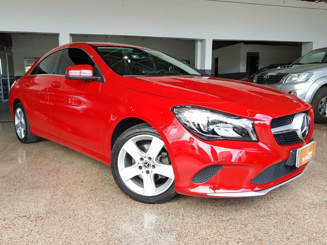Mercedes-Benz CLA180 1.6 Turbo