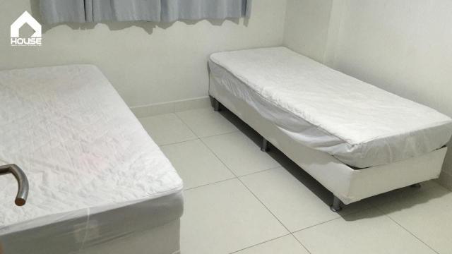 Apartamento para alugar com 3 dormitórios em Praia do morro, Guarapari cod:H4925 - Foto 15