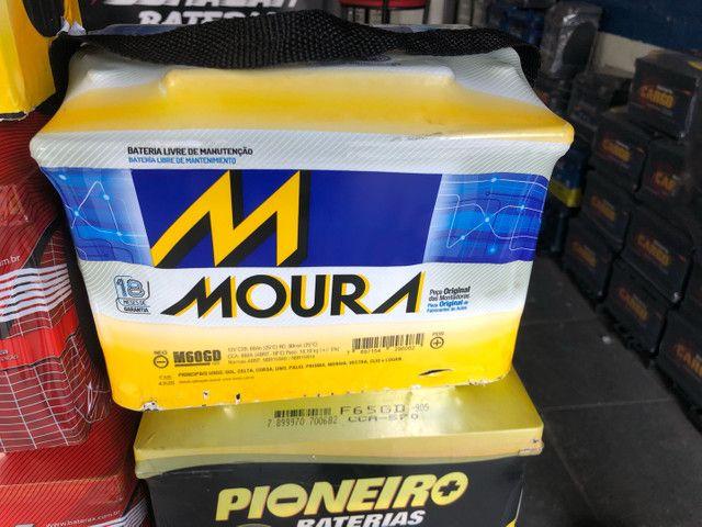 Baterias em promoção, baterias 40ah, bateria 45ah,50 AH,55 ah