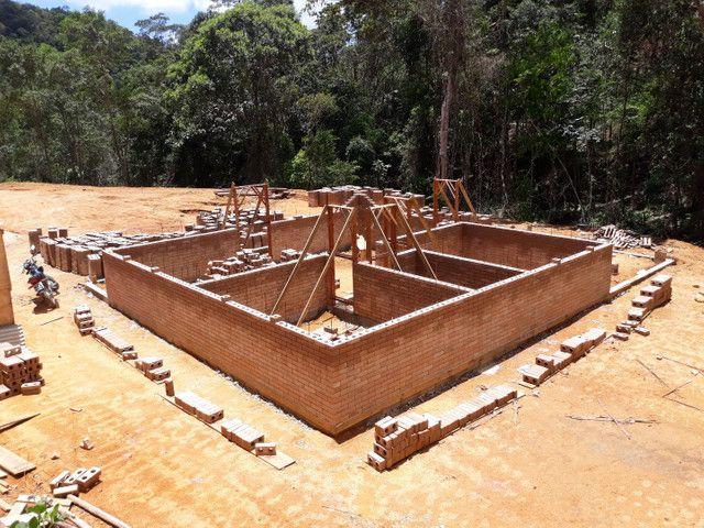 Casa de tijolinho ecologico de 350 a 450m3 - Foto 6