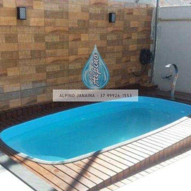 JA Promocao de piscina de fibra - Foto 3